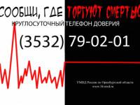 Полицейские Курманаевского района задержали подозреваемого
